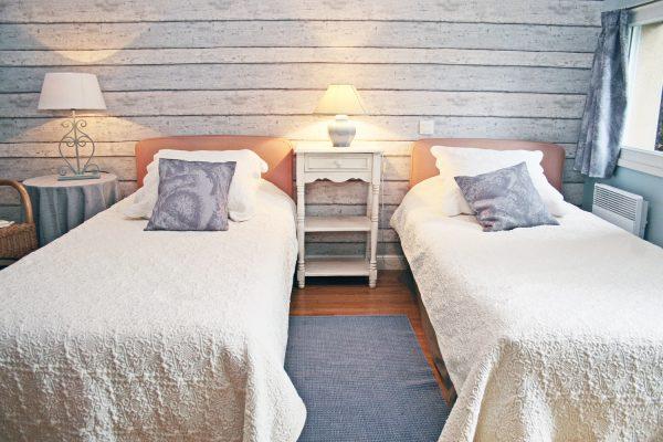5 chambres d'hôtes vous attendent pour un séjour reposant