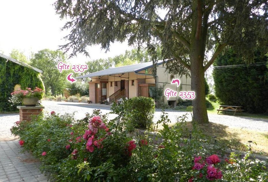 Gîte 2352 - Location Gites de France dans le Nord à la ferme de Rosembois à Fournes en Weppes