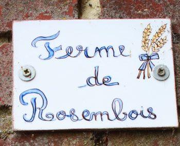 Bienvenue à la Ferme de Rosembois